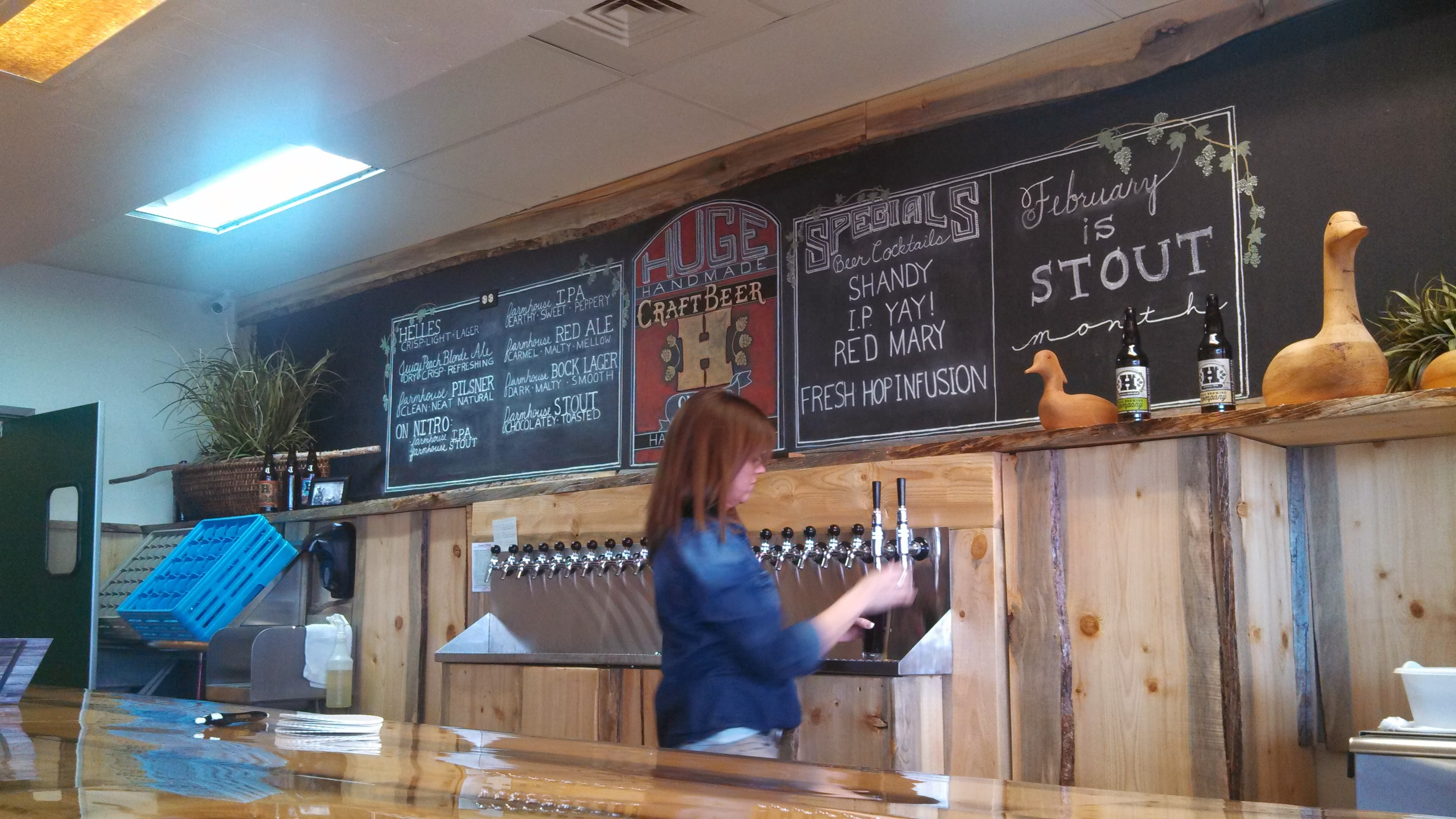 Corridor Brewery Amp Provisions Chicago Ill Beer Menu - HD3264×1836